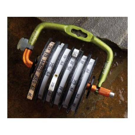 Fishpond - Support a bobine Headgate