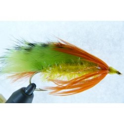 MUSQUARO GREEN PEARCH STREAMER.