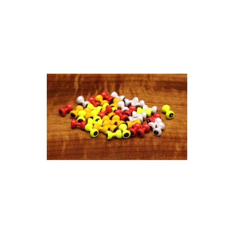 Yeux de plomb paints sac de 10 choix de 6 couleurs et de 5 grosseurs l 39 ami du moucheur for Choix de couleurs