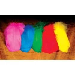 Épaule d'Oie Sélectes - Sac de 3 Paires - Choix de 15 couleurs.