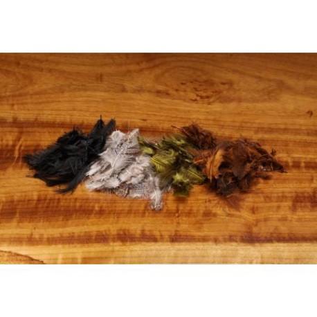 Perdrix Hongroise - Plumes de Flanc - Sac de 3 Gr. - Choix de 6 couleurs.
