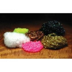Cactus Chenille - Sac de 3 VGS. - Choix de 2 grosseurs et de 16 couleurs.