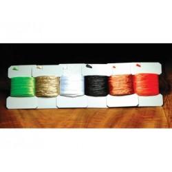 Swiss Straw - Sac de 4 vgs. - Choix de 15 couleurs