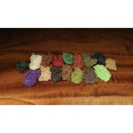 Midge Cactus Chenille - Sac de 4 vgs. - Choix de 16 couleurs.
