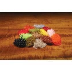 Micro Polar Chenille - Sac de 4 vgs. - Choix de 15 couleurs