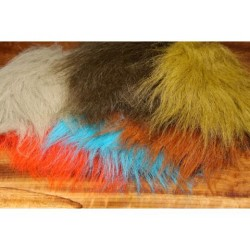 "Craft Fur Extra Select - Sac de 5""X5"" - Choix de 30 couleurs."
