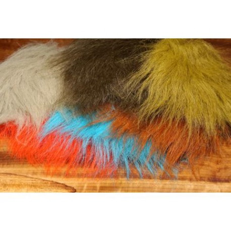 "Craft Fur Extra Select - Sac de 5""X5"" - Choix de 29 couleurs."