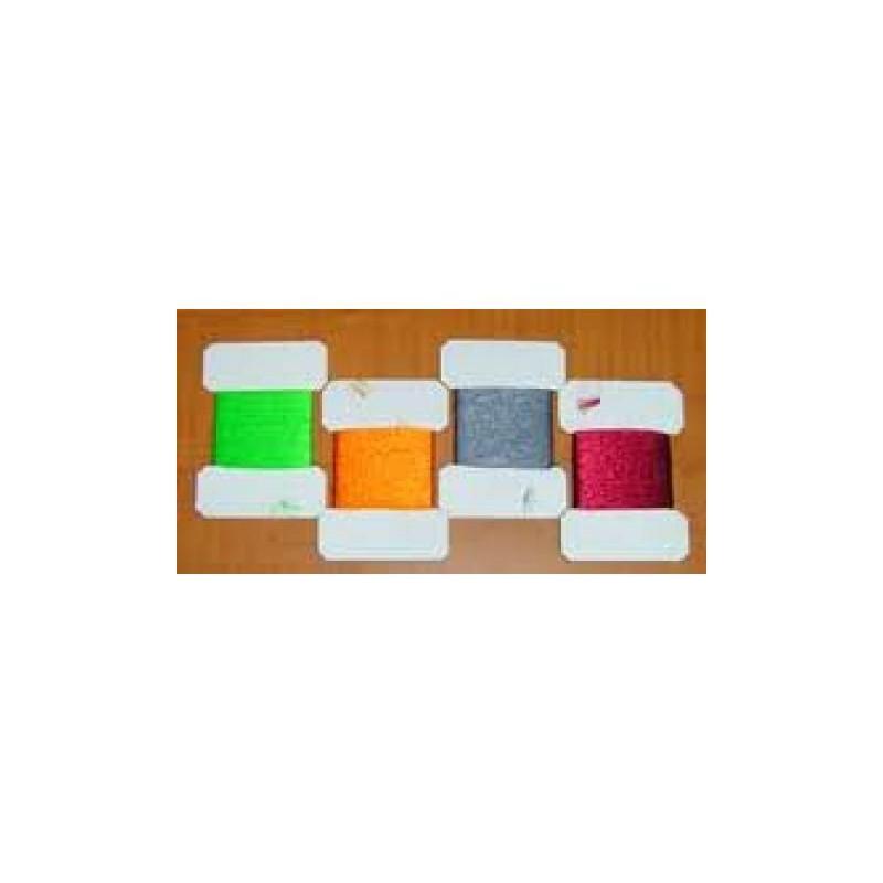Antron yarn choix de 33 couleurs l 39 ami du moucheur for Choix de couleurs