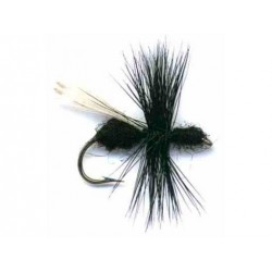 Neptune - Trout Flies - Dry - Black Flying Ant.