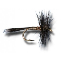 Neptune - Trout Flies - Dry - Black Vatiant.