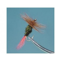 Neptune - Trout Flies - Dry - Brown Hackle.