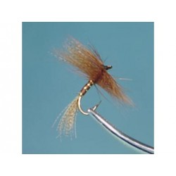 Neptune - Trout Flies - Dry - Brown May.
