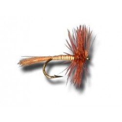 Neptune - Trout Flies - Dry - Brown Variant.