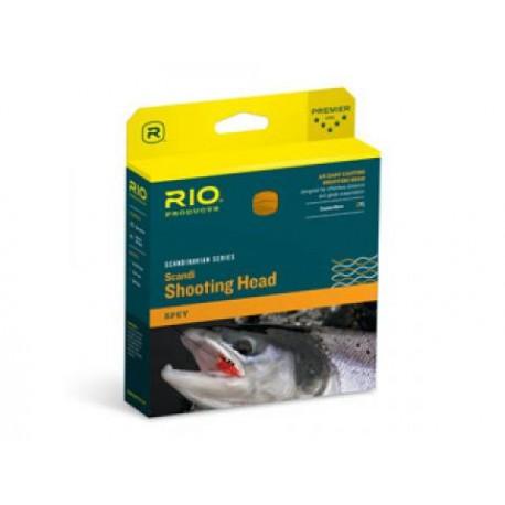 Rio - Scandi - Tête de lancer.