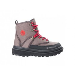 Redington - Boots Crosswaters Youth - Sticky Rubber soles.