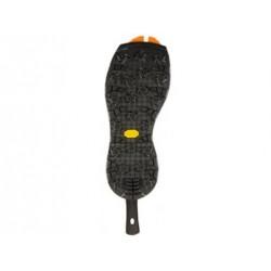 Korkers - Interchangeable soles - Vibram Idrogrip.