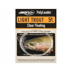 Air-Flo - Polyleaders - Trout - Light.
