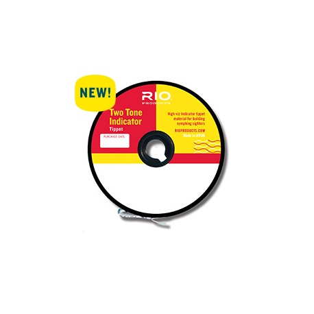 RIO Two Tone Indicator Tippet
