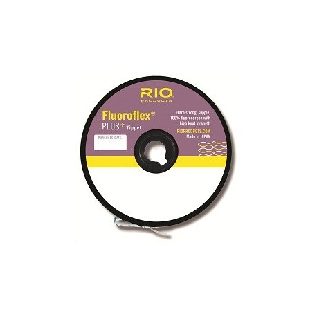 Rio Fluoroflex Plus Spool 27 m 2.7 lbs. to 15 lbs. Test