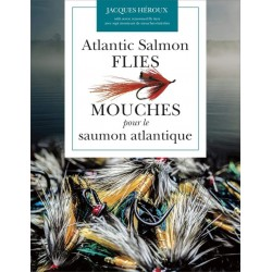 Book Atlantic Salmon Flies de Jacques Héroux