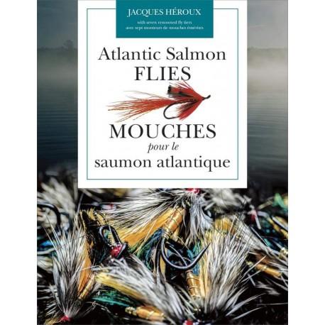 Livre Atlantic Salmon Flies de Jacques Héroux