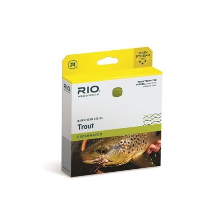 Rio - Mainstream Full Sinking Line