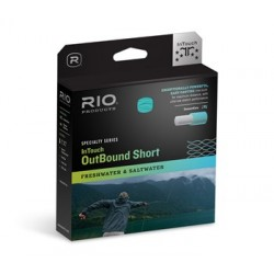 Rio - InTouch Outbound Short Fresh/coldsaltwater