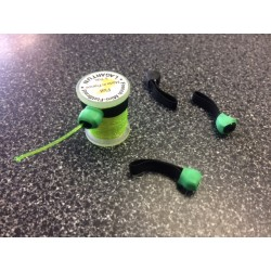 Fly tying spool hands