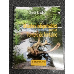 Book - Mouches indispensables pour l'omble de fontaine