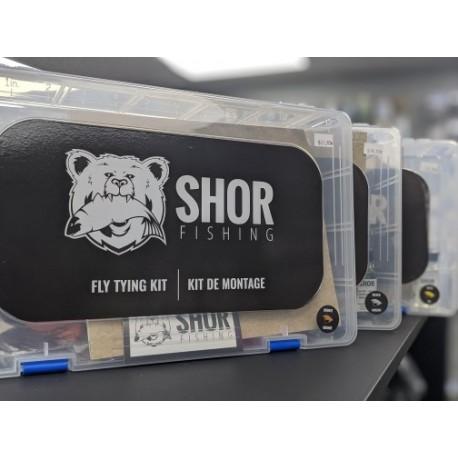 Shor - Ensemble de montage de mouche