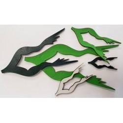 Atrap - Frog Legs - Half-swim model