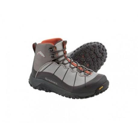 Simms - Women's Flyweight Boot - Rubber sole