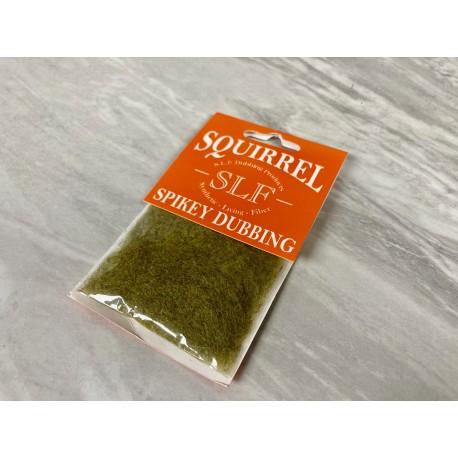 Dubbing - S.L.F. - Squirrel - Bag of 1 Gr. - 16 colors.