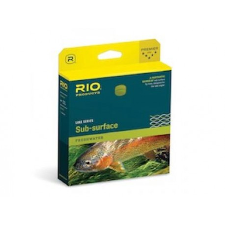 Rio - Aqualux Midge-Tip - jaune/clair
